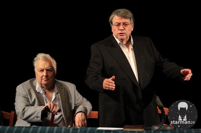 Александр Ширвиндт открыл новый сезон Театра Сатиры