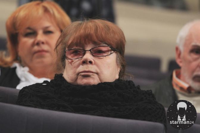 Умерла Нина Дорошина