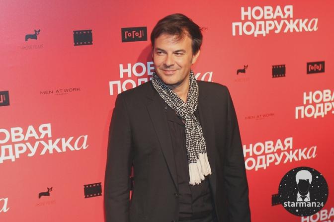 Франсуа Озон показал в Москве «Новую подружку»