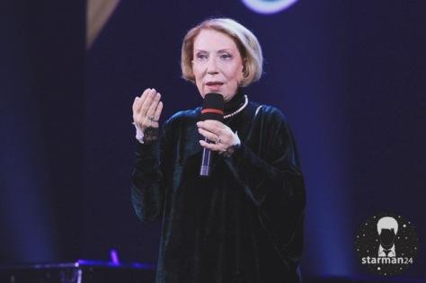 Инна Чурикова, 2014