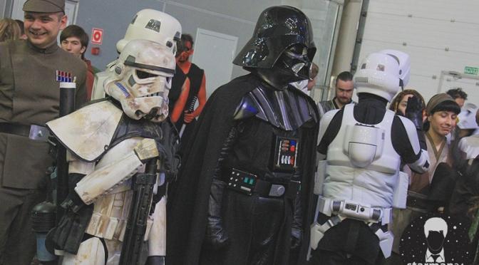 В Москве вновь пройдет фестиваль «Comic Con Russia»