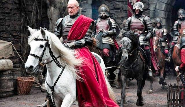 Чарльз Дэнс рассказал про полнометражную «Игру престолов»