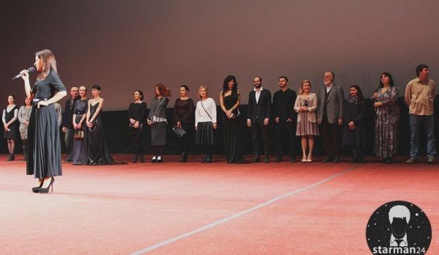 В Москве показали «Звезду»