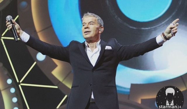 Олег Газманов подарил ветеранам хит Марка Бернеса