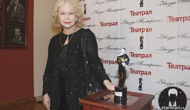 «Звезду Театрала» вручат на сцене Театра Вахтангова