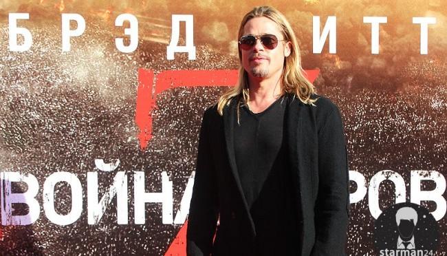 Брэд Питт открыл 35 Московский Международный кинофестиваль фильмом про зомби