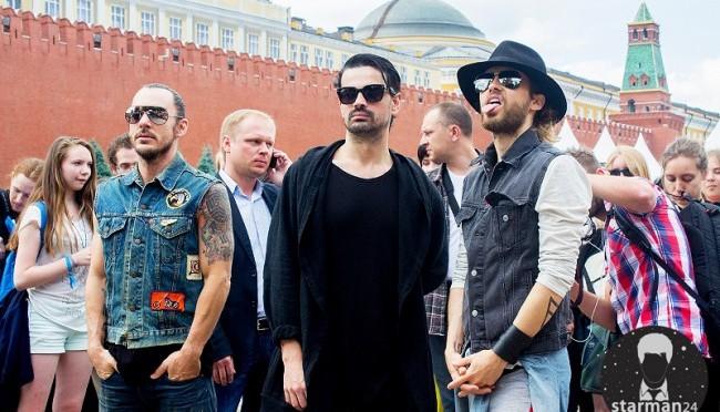 Джаред Лето и «Thirty Seconds to Mars» возвращаются в Россию