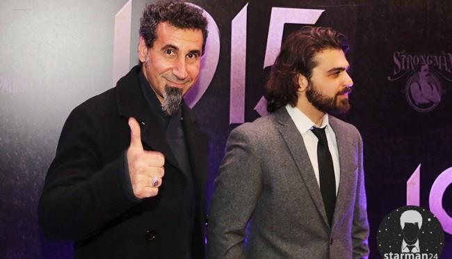 Серж Танкян представил в Москве фильм «1915»