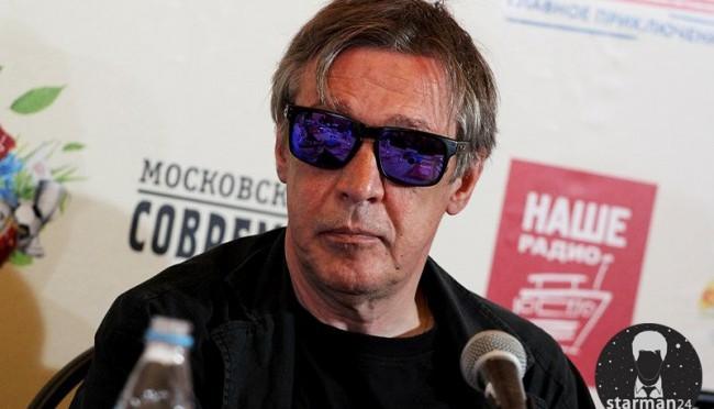 Михаил Ефремов представит спектакль «Дюма» в «Современнике»