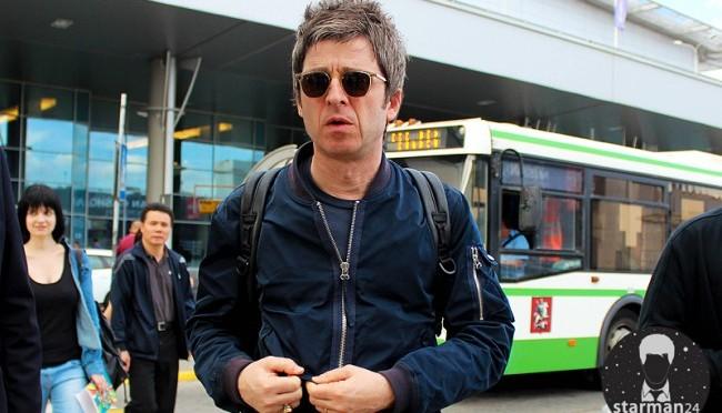 Ноэль Галлахер возвращается в Москву