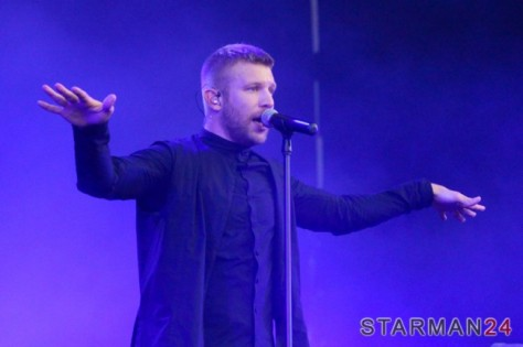 Ivan Dorn, Moscow (25.07.2015)
