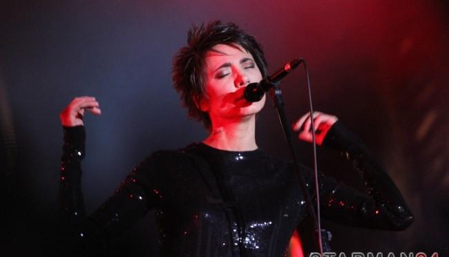 Земфира выступит в Москве на фестивале «MEGAFONLIVE»