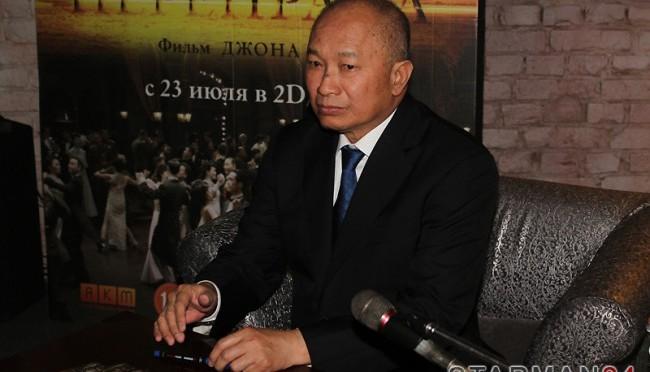 Джон Ву провел в Москве две премьеры