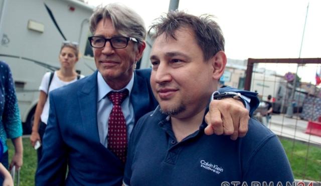 В Москве завершились съемки международного боевика «Максимальный удар»