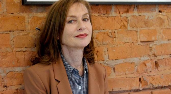 Изабель Юппер отменила спектакли в России
