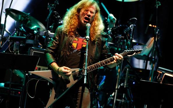 «Megadeth» отметят 30-летие в Москве