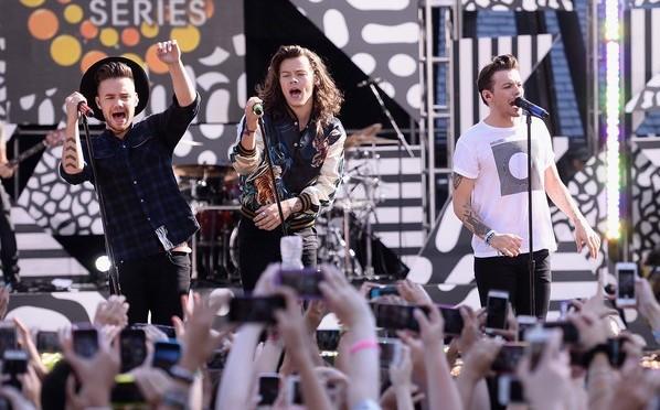 «One Direction» не приедут в Россию