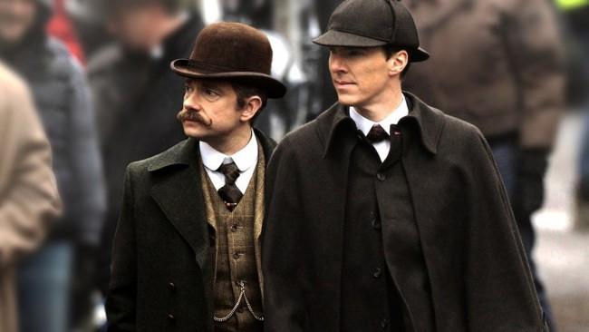 «Шерлок» встретится с привидениями