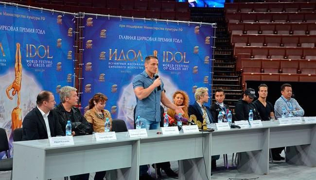 В Москве открывается фестиваль циркового искусства «Идол»
