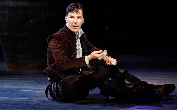 «Гамлет» с Бенедиктом Камбербэтчем покажут в России