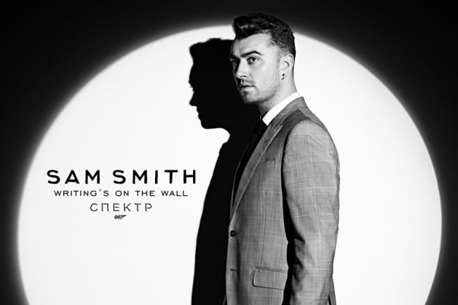 Сэм Смит записал песню для Джеймса Бонда
