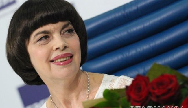 Мирей Матье приехала в Москву на «Спасскую башню»