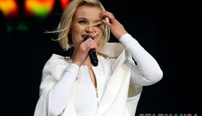 Полина Гагарина даст бесплатный концерт в «Гудзоне»