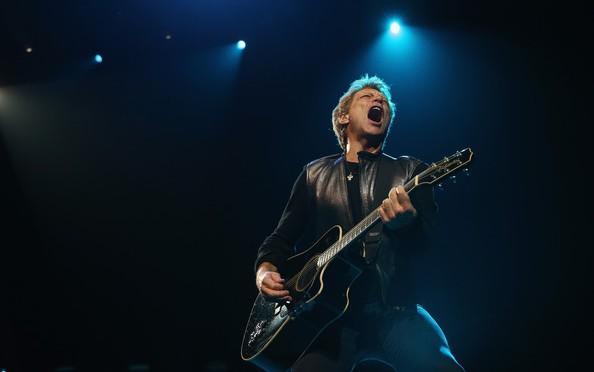 Власти Китая отменили концерты Bon Jovi