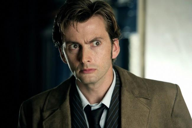 Дэвид Теннант снова станет «Доктором Кто»