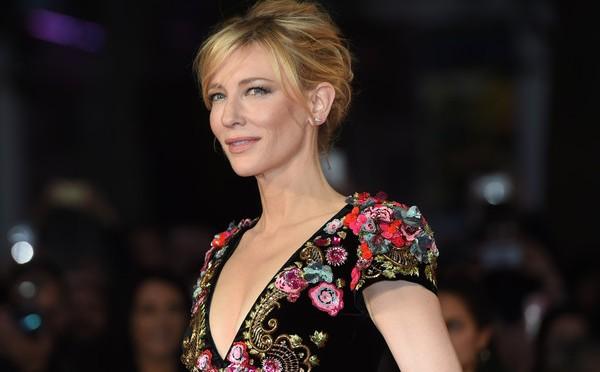 Кейт Бланшетт получила награду Британской киноакадемии