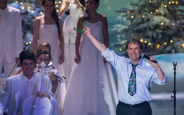 Крис де Бург выступит в Москве на «Дискотеке 80-х»