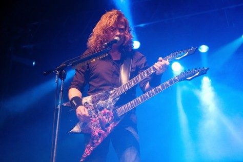 Dave+Mustaine+Megadeth+Gigantour+Concert+XiYW8d4PTy7l