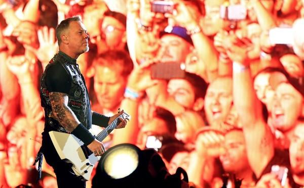 «Metallica» готовит большой концертный бокс-сет