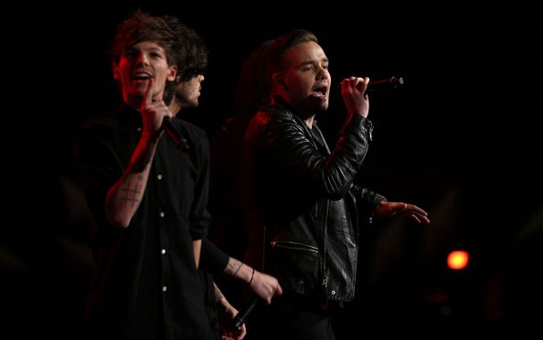 «One Direction» отменили концерт из-за болезни Лиама Пейна
