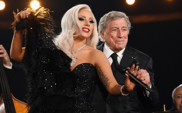 Леди Гага запишет еще один альбом с Тони Беннеттом