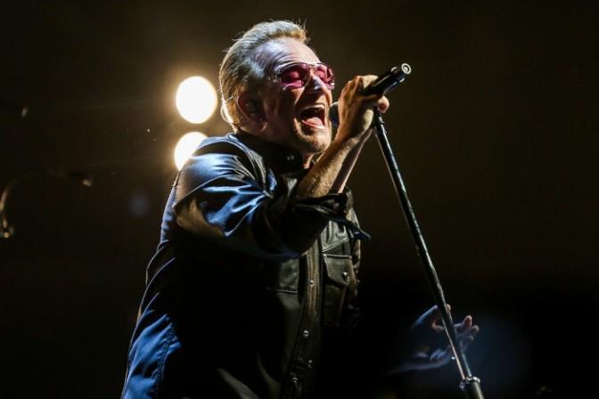«U2» все-таки выступят в Париже