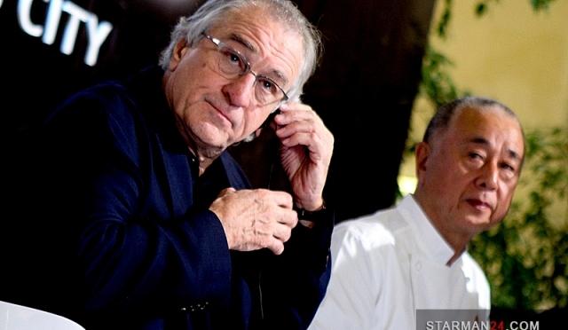 Роберт Де Ниро оказался главным злодеем мирового кино