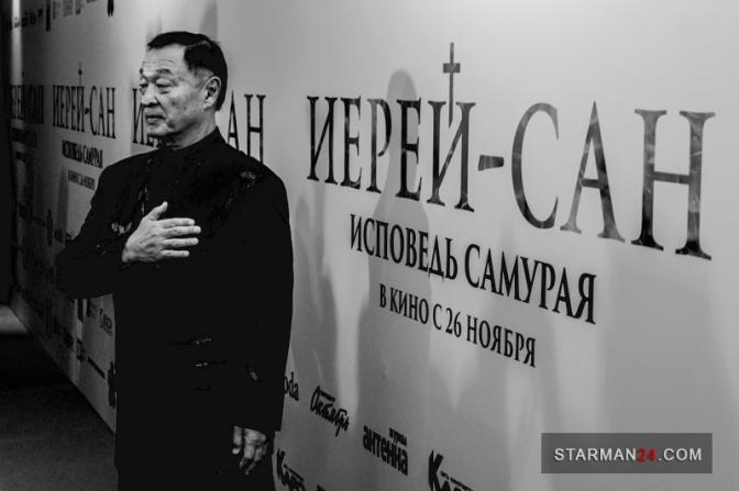 В Москве представили православную драму «Иерей-Сан. Исповедь самурая»