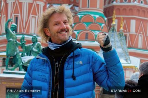 Facundo Arana in Moscow, 26/11/2015
