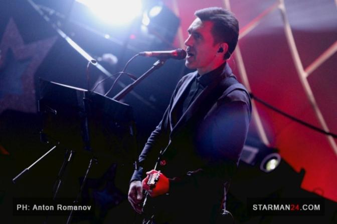 Вячеслав Бутусов даст концерт в Stereo Hall | 7 марта 2016