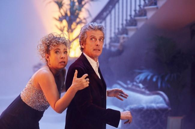 «Доктора Кто» покажут в кинотеатрах на Новый год