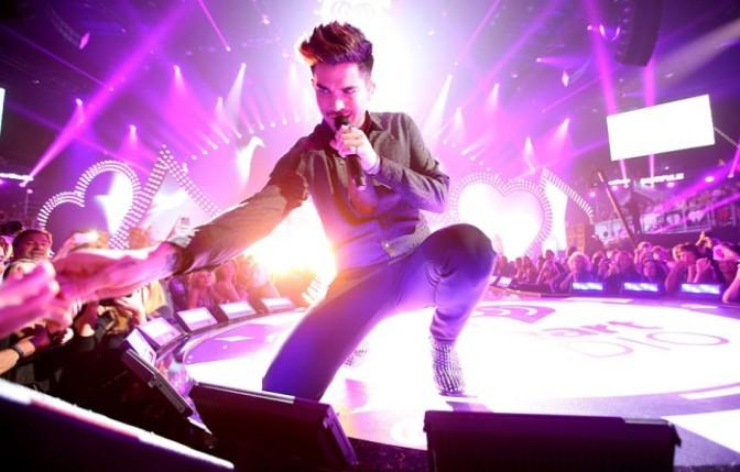 Адам Ламберт сыграет в ремейке «Шоу ужасов Рокки Хоррора»