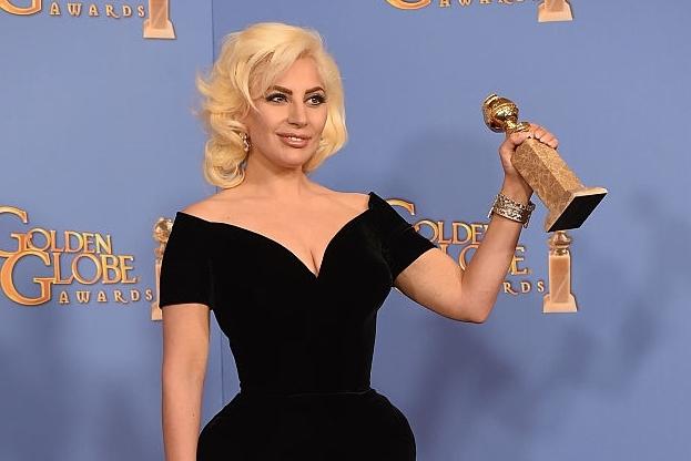 Леди Гага получила «Золотой Глобус»