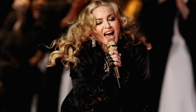 Мадонна на своем концерте исполнила песню Дэвида Боуи (видео)