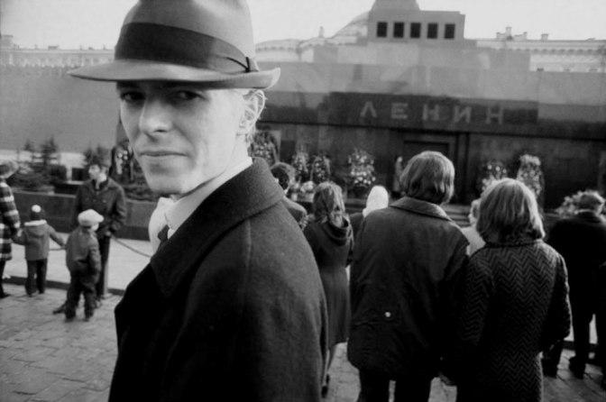 В Москве и Санкт-Петербурге почтят память Дэвида Боуи