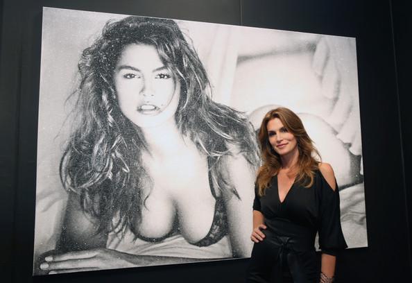Синди Кроуфорд заканчивает карьеру модели