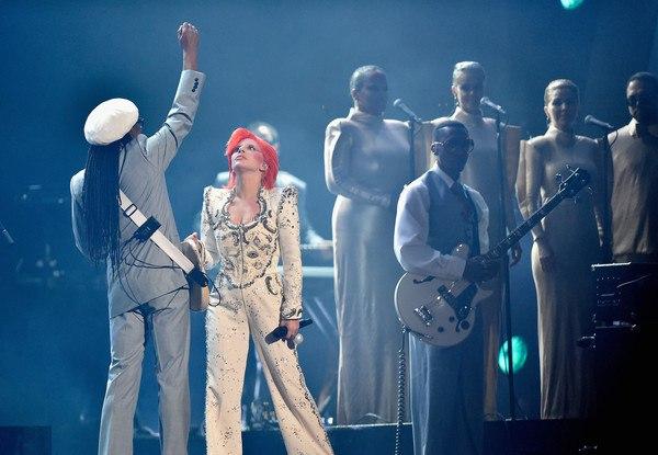 Леди Гага стала самым обсуждаемым гостем «GRAMMY»