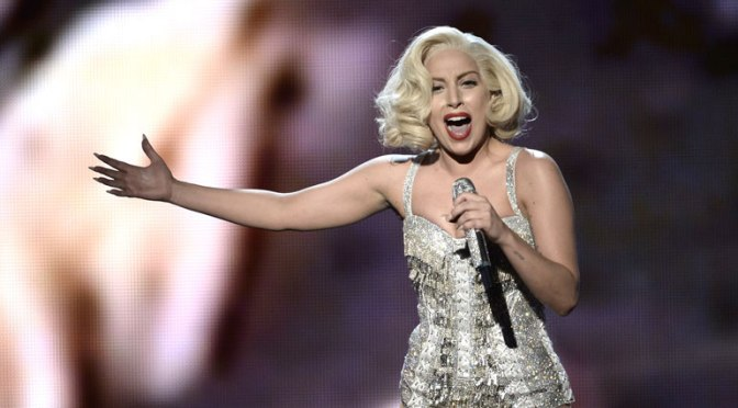 Леди Гага номинирована на  «Грэмми»