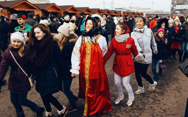 В столице пройдет масленица от «Домика в деревне» | 12 и 13 марта 2016