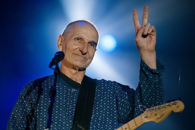 Петр Мамонов отпразднует юбилей в «Театре Эстрады» | 14 апреля 2016